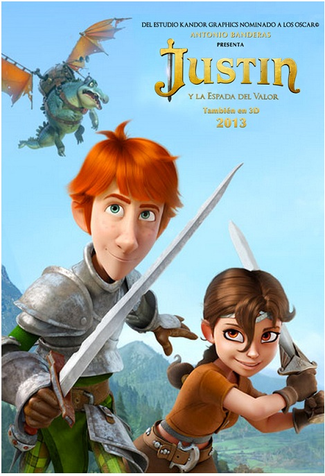 Justin V� Hi?p S? Qu? C?m - Justin and the Knights of Valour