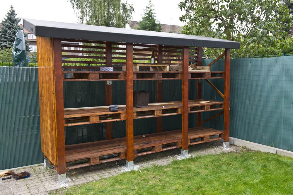 brennholzregal. Black Bedroom Furniture Sets. Home Design Ideas
