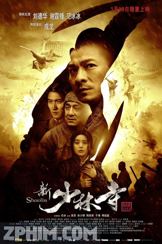 Tân Thiếu Lâm Tự - Shaolin (2011) Poster