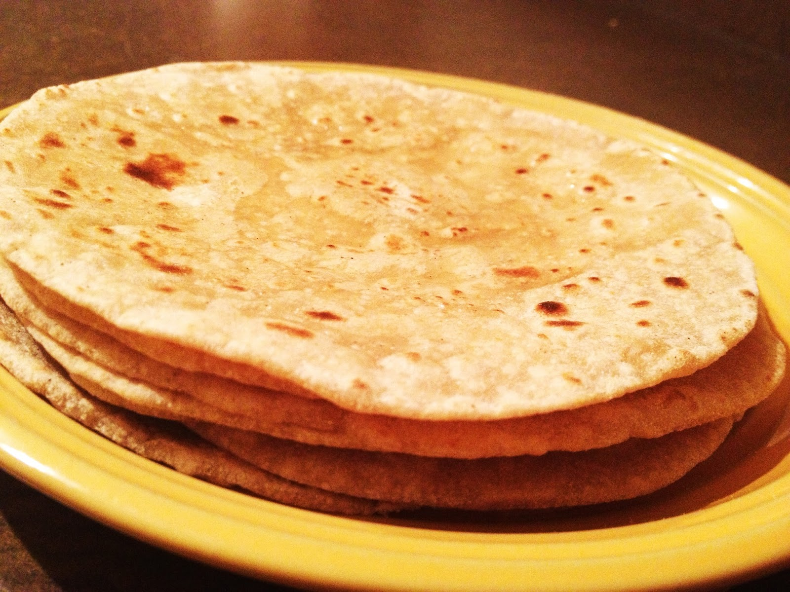 How To Make Chapatis Or Indian Flat Bread | Kitty's Kitchen Recipes