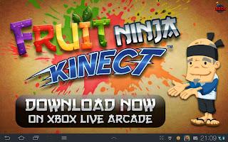 Fruit Ninja Xbox360