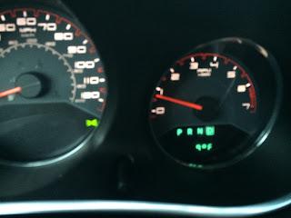 temperatura na estrada pro grand canyon - 9 graus fahrenheit - 13 graus celsius