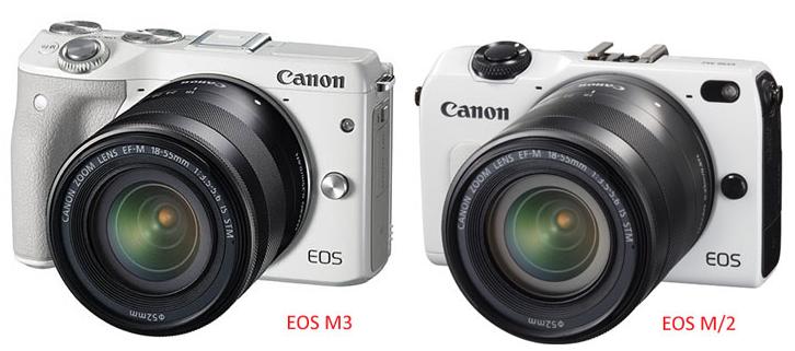 New Canon EOS M3 mirrorless DSLR release rumors - February 2015
