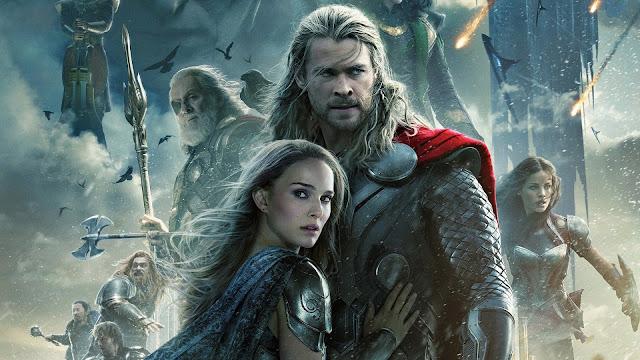 Thor 2 The Dark World 2013 HD Wallpaper