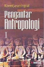 toko buku rahma: buku PENGANTAR ANTROPOLOGI, pengarang koentjaraningrat, penerbit rineka cipta