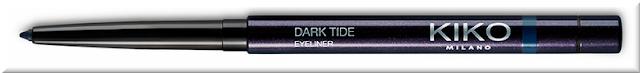 eyeliner kiko midnight siren