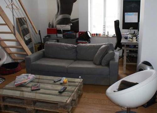 Muebles Gratis Con Palets Mesas Mas O Mesas Menos