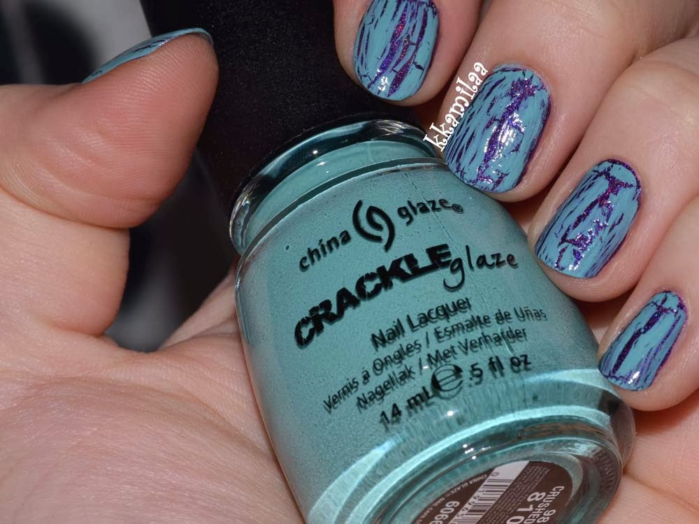 China Glaze Crackle Glaze - Crushed Candy