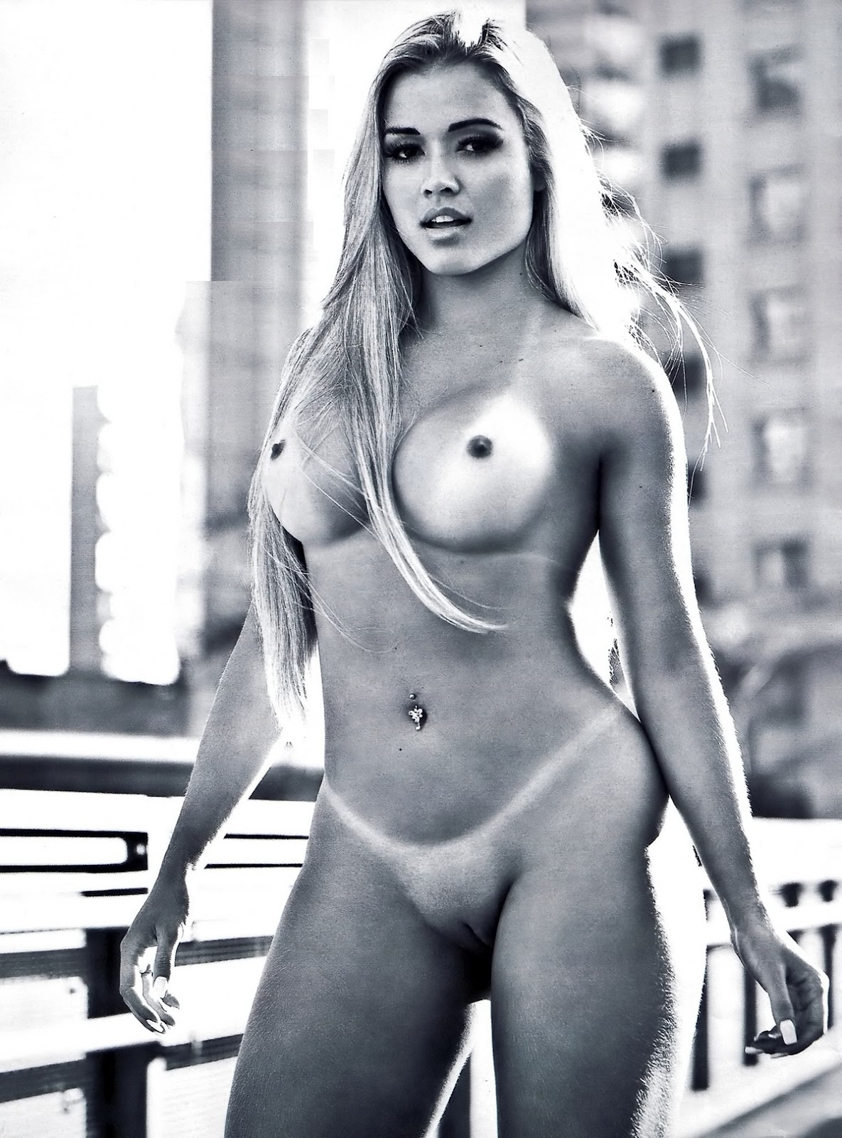 Aryane Steinkopf On The Cover Of Playboy Magazine Nsfw Pics