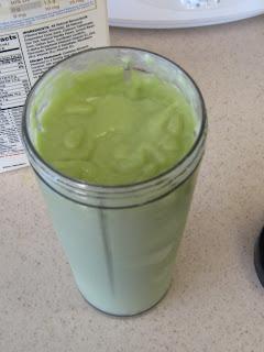 Avacado shake - Paleo recipe by @PamelaMKramer