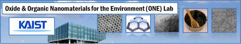 Oxide/Organic Nanomaterials for the Environment (ONE) Lab