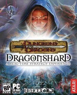 Dungeons and Dragons: Dragonshard PC Box