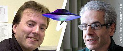 David Clarke & Nick Pope