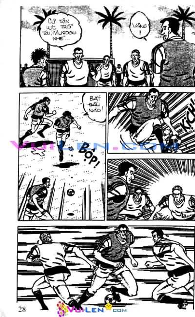 Jindodinho - Đường Dẫn Đến Khung Thành III Tập 63 page 28 Congtruyen24h