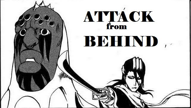Bleach 510 [I Told You So] [SPOILERS] Attack%2Bfrom%2BBehind%2521