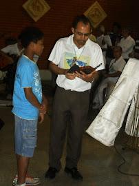 Frei Odair de São José - Nosso Diretor Espiritual