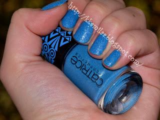 Catrice L'Afrique, C'est Chic LE nr C02 - Quel Bleu Turquoise