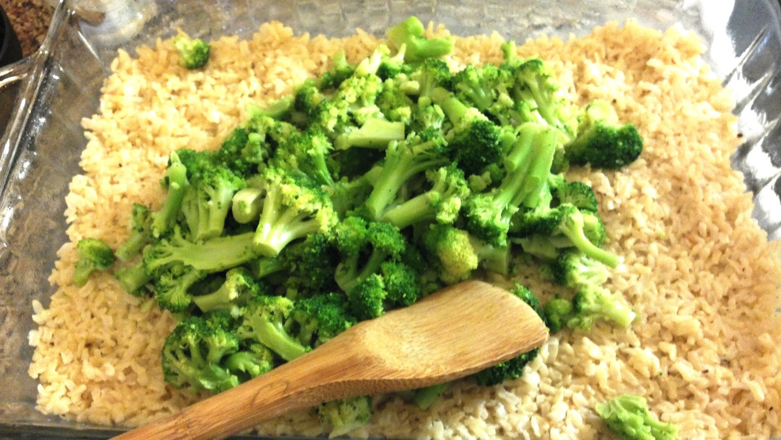 Chewly Awesome!: Kickin' Chicken, Broccoli and Rice