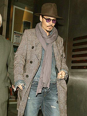 Oao Style Icon Johnny Depp