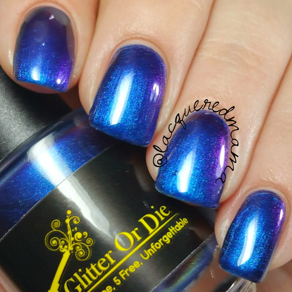 LacqueredMama: Glitter or Die -The Dashing J\'s collection (swatches ...