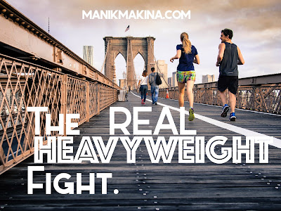 The Real 'Heavyweight' Fight.