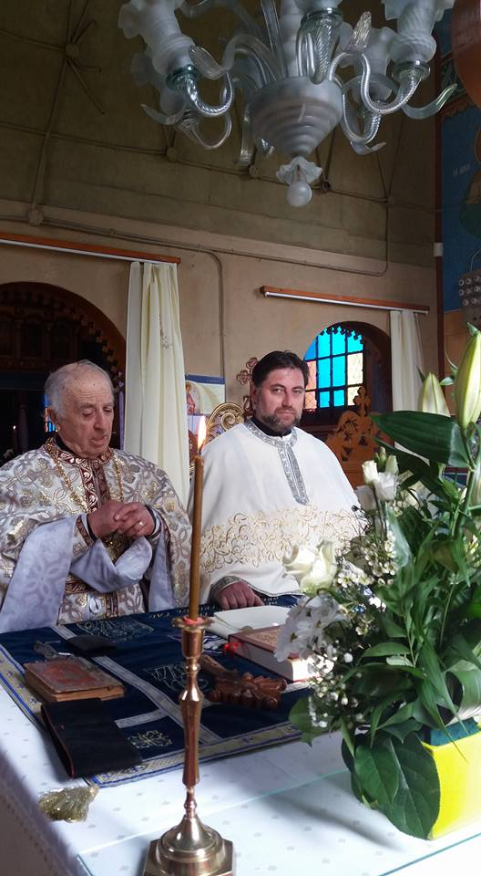 Invierea Domnului, 1 mai 2016