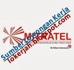 Logo PT Dayamitra Telekomunikasi (Mitratel)