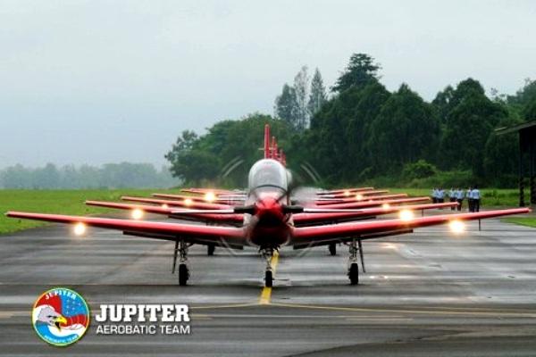 Jupiter Aerobatic TNI-AU