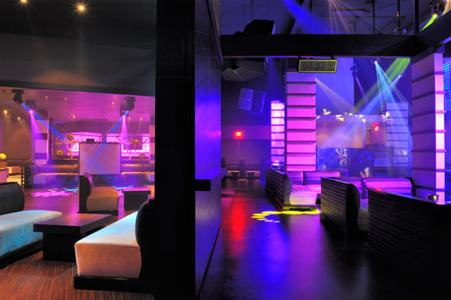 Balada Wall Lounge Miami