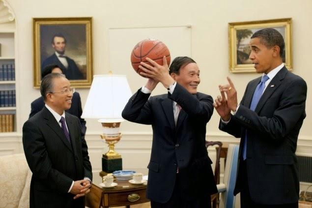 Divertidas fotografías de grandes personalidades Obama
