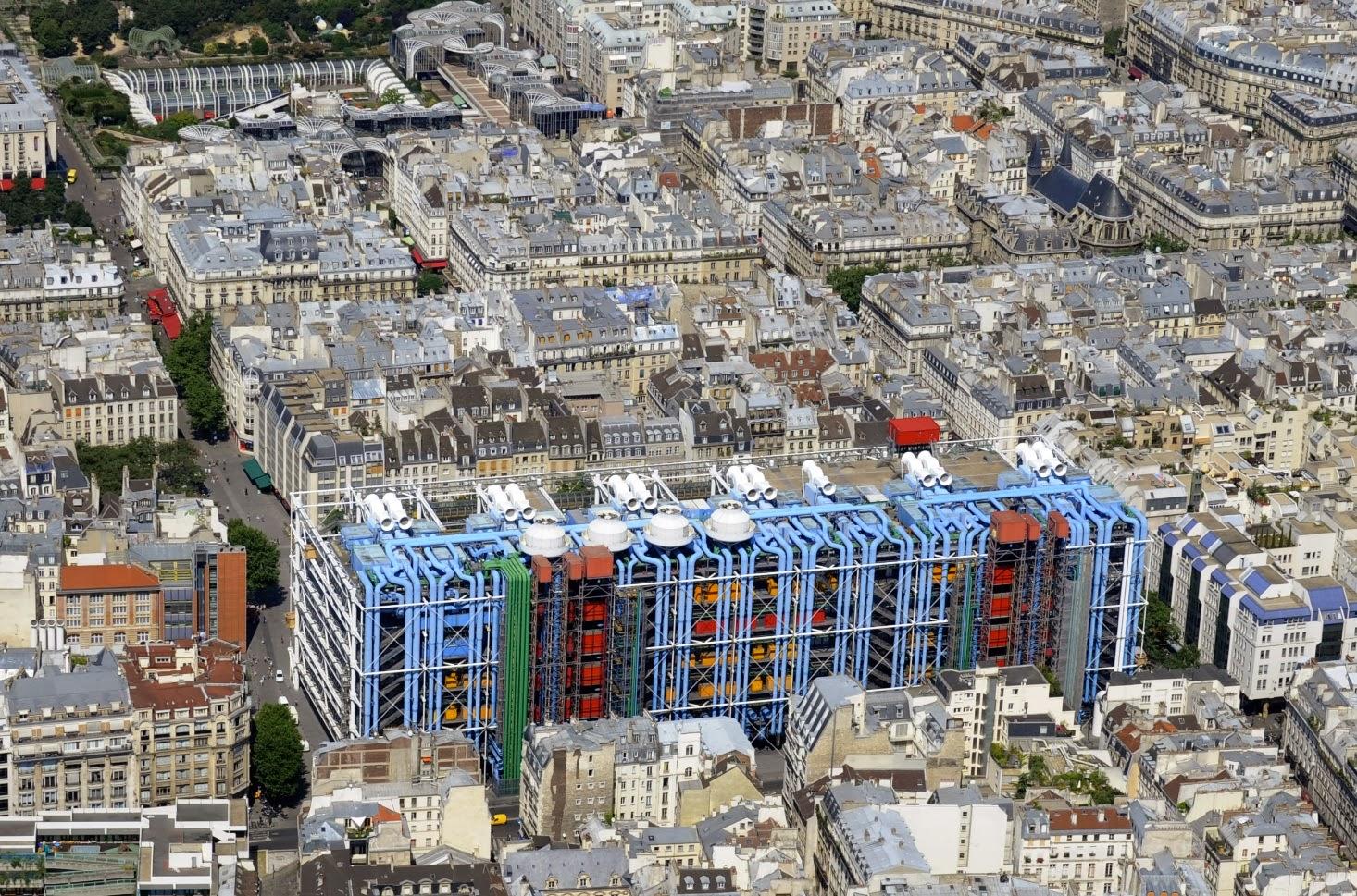 Cos rinascer scandicci wired for Quartiere moderno parigi