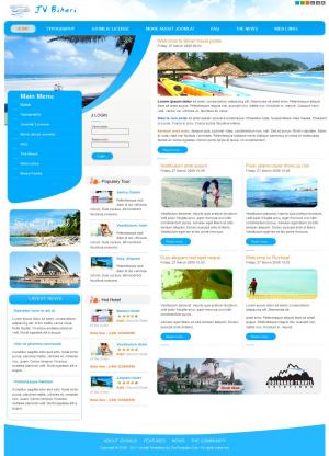 Share template JV Bihari - Joomla 1.5