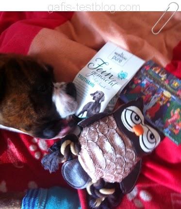 Geschenke für Boxer Amy