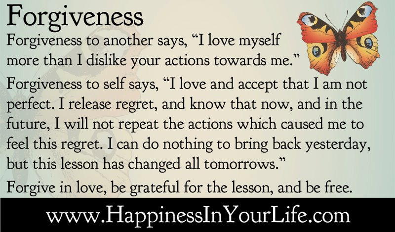 Quotes About Living - Doe Zantamata: Forgiveness - The power of freedom