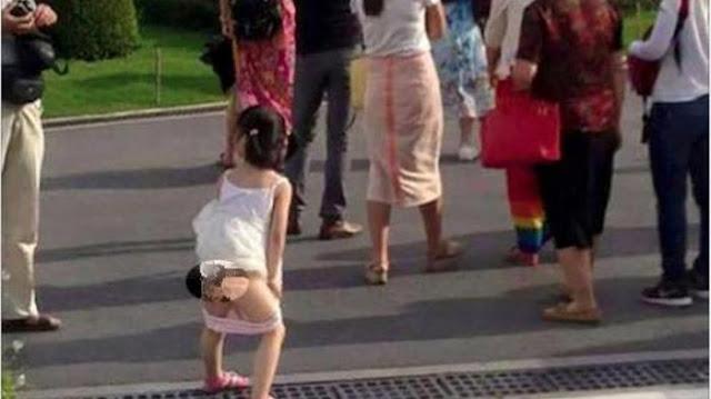 Foto Bocah Ini Membuat Orang Thailand Marah Besar ke Orang China