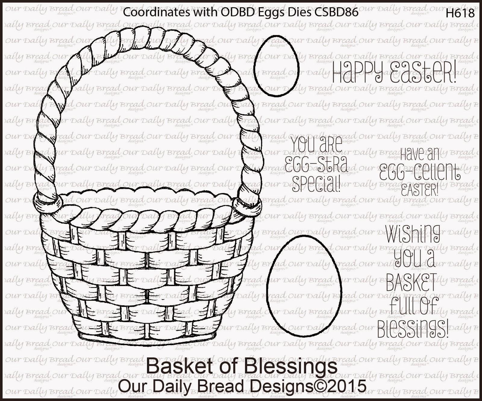 ODBD Basket Of Blessings