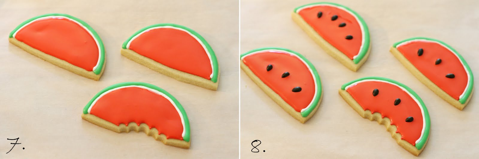 Watermelon slice outlineWatermelon Slice Outline