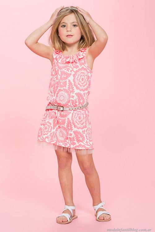 vestidos para niñas verano 2014 pioppa