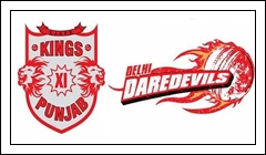 (15th-May-12) IPL-5 - Kings XI Punjab vs Delhi Daredevils (62th Match Highlights)