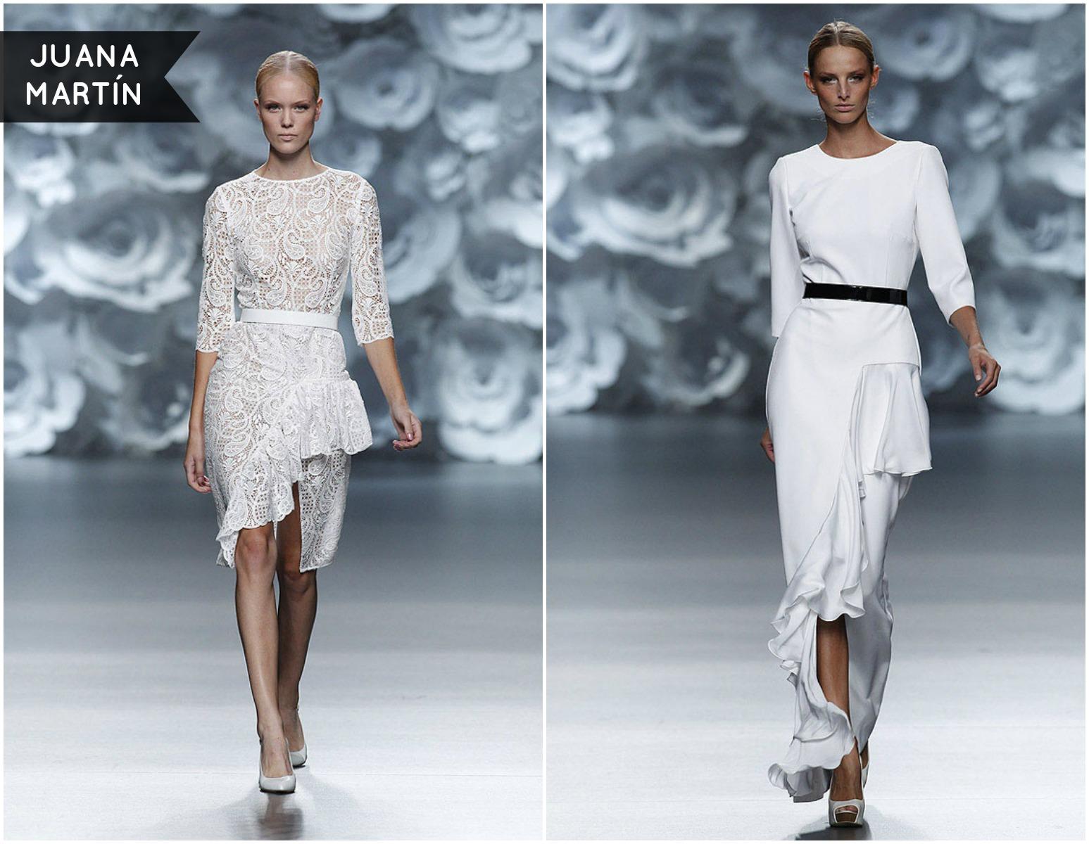 Las \'novias\' de la Madrid Fashion Week | A todo Confetti - Blog de ...