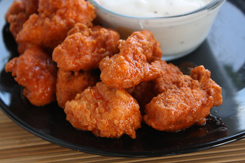 "... Ways: Chicken Wings (or Boneless Chicken ""Wings"") with Many Sauces"