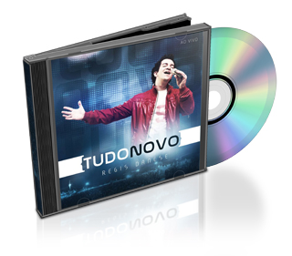 Download CD Regis Danese Tudo Novo 2011