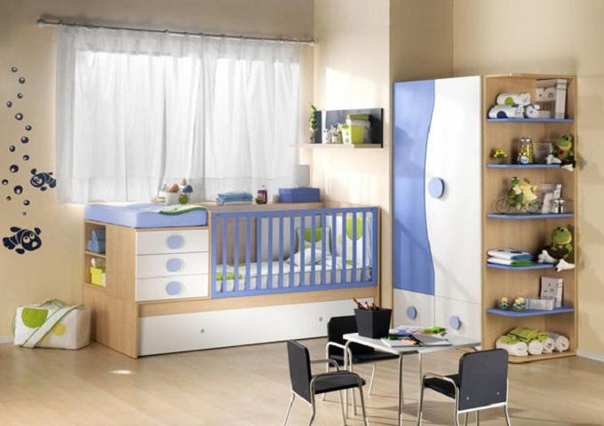 Meuble Chambre Bebe : Meuble chambre de bébé et décoration