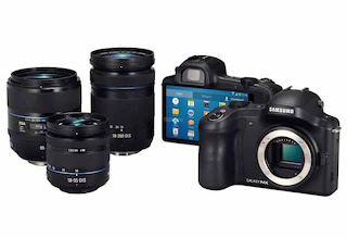 Samsung Galaxy NX - Mirrorless Cameras - Mana Blog... for all