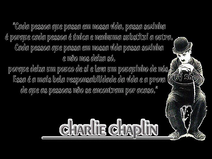 Poemas de Charles Chaplin - Frases, poemas, palabras y