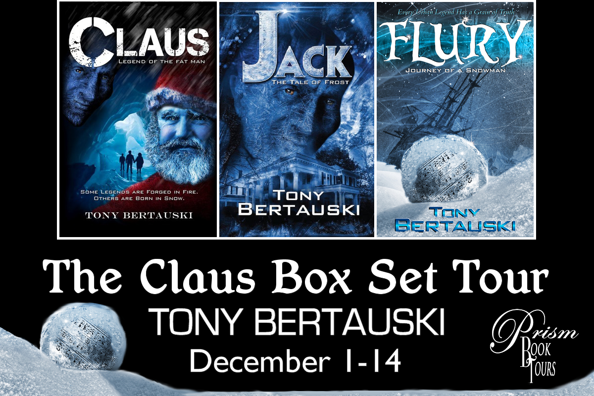 The Claus Box Set Tour by Tony Bertauski