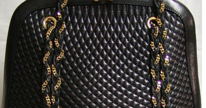 Vintage Bag Watchlist Bally Quilted Lambskin