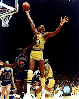 Chamberlain en los Lakers