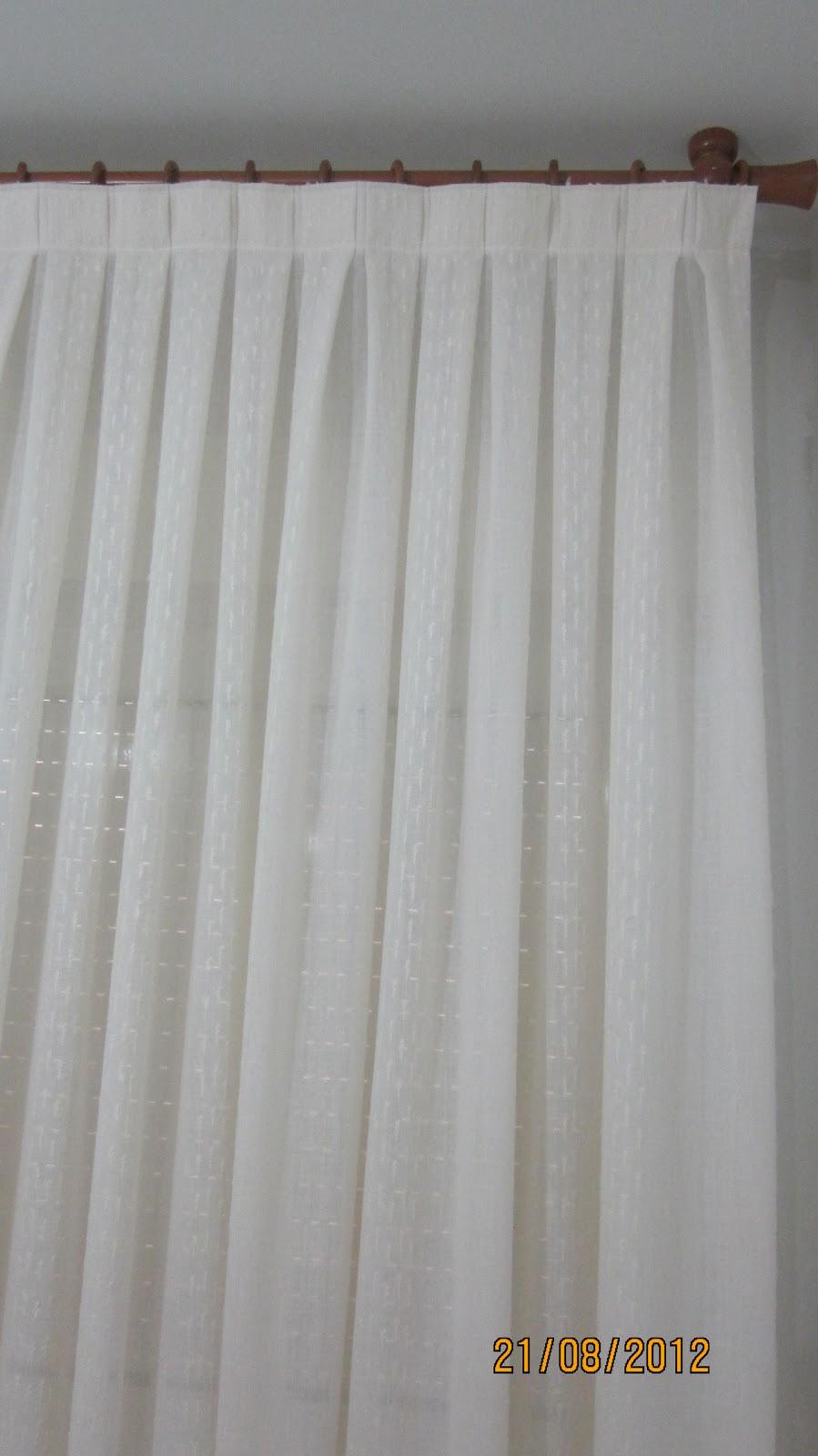 Decorar con cortinas y mucho m s cortinas a la cl sica - Cortinas de salon clasicas ...