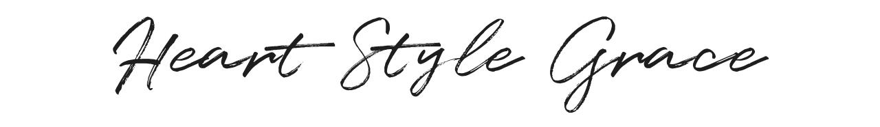 Heart Style Grace